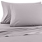 ED Ellen DeGeneres Garment Washed California King Sheet Set in Slate Grey