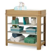 Sorelle Cortina 3-Shelf Dressing Table