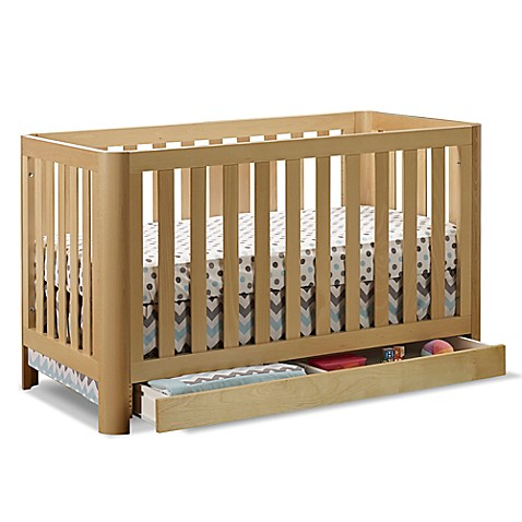 Sorelle Cortina 3 In 1 Convertible Crib With Drawer