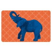 The Softer Side by Weather Guard™ 18-Inch x 27-Inch Elephant 5 Kitchen Mat