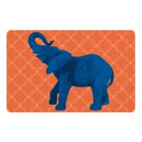The Softer Side by Weather Guard™ 23-Inch x 36-Inch Elephant 5 Kitchen Mat