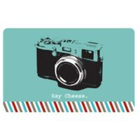The Softer Side by Weather Guard™ 23-Inch x 36-Inch Retro Camera Kitchen Mat