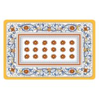 The Softer Side by Weather Guard™ 18-Inch x 27-Inch Spring Porto Kitchen Mat
