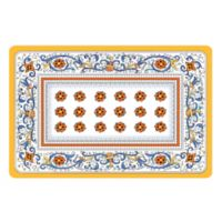 The Softer Side by Weather Guard™ 23-Inch x 36-Inch Spring Porto Kitchen Mat