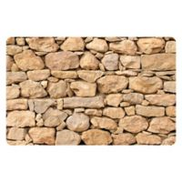 The Softer Side by Weather Guard™ 23-Inch x 36-Inch Stacked Stones Kitchen Mat