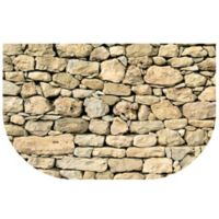 The Softer Side by Weather Guard™ 24-Inch x 40-Inch Stacked Stones Kitchen Mat