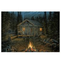 The Softer Side by Weather Guard™ 18-Inch x 27-Inch Starlit Night Kitchen Mat