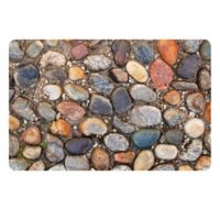 The Softer Side by Weather Guard™ 18-Inch x 27-Inch Stone Path Kitchen Mat