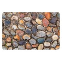 The Softer Side by Weather Guard™ 23-Inch x 36-Inch Stone Path Kitchen Mat