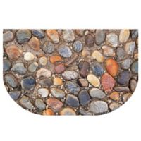 The Softer Side by Weather Guard™ 24-Inch x 40-Inch Stone Path Kitchen Mat