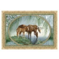The Softer Side by Weather Guard™ 17.5-Inch x 26.5-Inch Stream Break Kitchen Mat