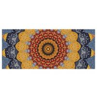 The Softer Side by Weather Guard™ 25-Inch x 60-Inch Sundial Mosaic Kitchen Mat
