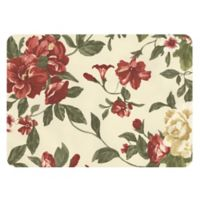 The Softer Side by Weather Guard™ 18-Inch x 27-Inch Trellis Floral Kitchen Mat