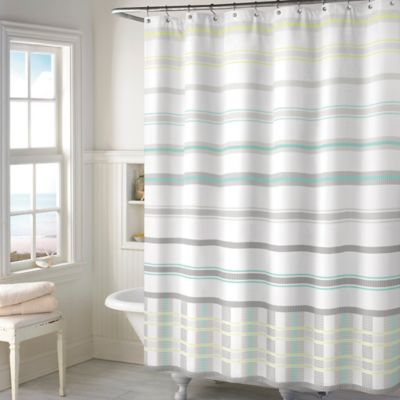 Buy Plaid Shower Curtain From Bed Bath Beyond