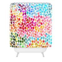 DENY Designs Garima Dhawan Rain 6 Shower Curtain