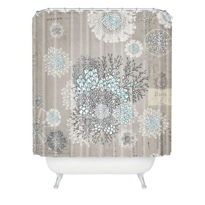 Buy French Shower Curtain From Bed Bath Beyond