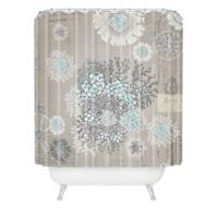 DENY Designs Iveta Abolina French Blue Shower Curtain