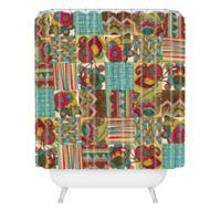 DENY Designs Valentina Ramos Like Quilt Shower Curtain
