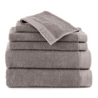 Izod® Classic Egyptian Cotton 6-Piece Towel Set in Light Grey