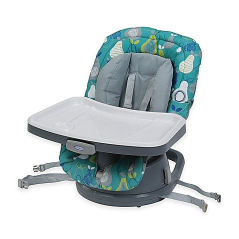 graco swivi seat 3 in 1 high chair booster in tart buybuy baby. Black Bedroom Furniture Sets. Home Design Ideas