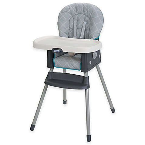 Graco 174 Simpleswitch High Chair In Finch Buybuy Baby