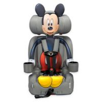 KidsEmbrace® Friendship Series Disney® Mickey Mouse Combination Booster Car Seat