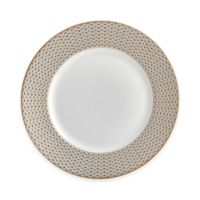 Waterford® Lismore Diamond Gold Salad Plate