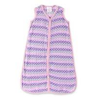 aden® by aden + anais® Small Muslin Classic Sleeping Bag in Pink Petal
