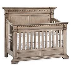 Charming Kingsley Venetian 4 In 1 Convertible Crib In Driftwood