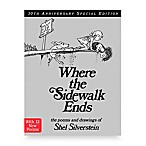 Where the Sidewalk Ends Book by Shel Silverste in