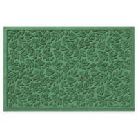 Weather Guard™ Fall Day 31-Inch x 21-Inch Indoor/Outdoor Door Mat in Light Green