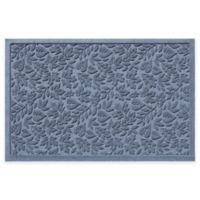 Weather Guard™ Fall Day 31-Inch x 21-Inch Indoor/Outdoor Door Mat in Blue