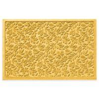 Weather Guard™ Fall Day 31-Inch x 21-Inch Indoor/Outdoor Door Mat in Yellow