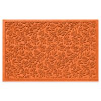 Weather Guard™ Fall Day 31-Inch x 21-Inch Indoor/Outdoor Door Mat in Orange