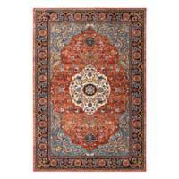 Karastan Spice Market Petra 9-Foot 6-Inch x 12-Foot 11-Inch Multicolor Area Rug