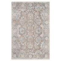 Safavieh Patina Mercade 5-Foot 1-Inch x 7-Foot 6-Inch Area Rug in Taupe/Blue