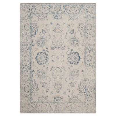 Buy Blue Grey Rug From Bed Bath Amp Beyond