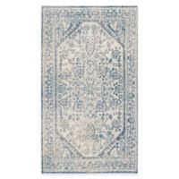 Safavieh Patina Ross 4-Foot x 6-Foot Area Rug in Light Grey/Blue