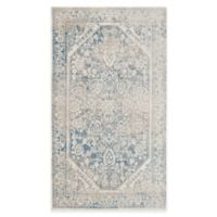 Safavieh Patina Ross 4-Foot x 6-Foot Area Rug in Grey/Blue
