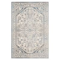 Safavieh Patina Ross 5-Foot 1-Inch x 7-Foot 6-Inch Area Rug in Light Grey/Blue