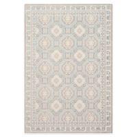 Safavieh Patina Tiles 3-Foot x 5-Foot Area Rug in Ivory/Grey