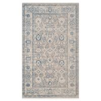 Safavieh Patina Juliet 4-Foot x 6-Foot Area Rug in Taupe/Ivory
