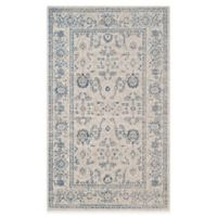 Safavieh Patina Juliet 4-Foot x 6-Foot Area Rug in Ivory/Grey