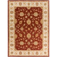 Artistic Weavers Middleton Hattie 7-Foot 6-Inch x 9-Foot 6-Inch Area Rug in Maroon/Ivory