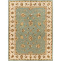 Artistic Weavers Middleton Hattie 8-Foot x 11-Foot Area Rug in Seafoam/Ivory