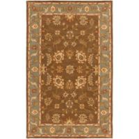 Artistic Weavers Middleton Emerson 5 Foot X 8 Area Rug In Brown