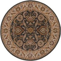 Artistic Weavers Middleton Georgia 3-Foot 6-Inch Round Area Rug in Grey