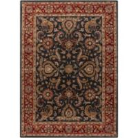 Artistic Weavers Middleton Georgia 6-Foot x 9-Foot Area Rug in Charcoal