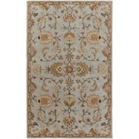 Artistic Weavers Middleton Mallie 4-Foot x 6-Foot Area Rug in Light Blue