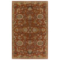 Artistic Weavers Middleton Mallie 5-Foot x 8-Foot Area Rug in Rust